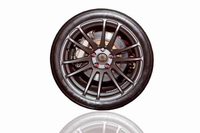 Car Racing Tire Modification