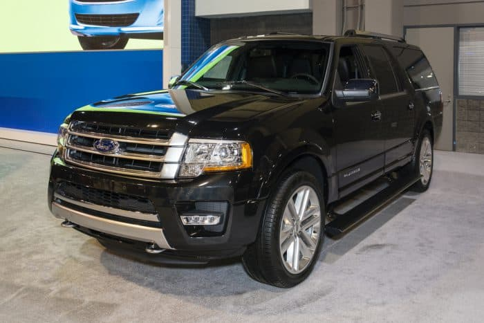 Black Ford Expedition