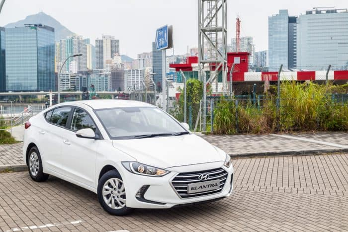 Affordable Hyundai Elantra