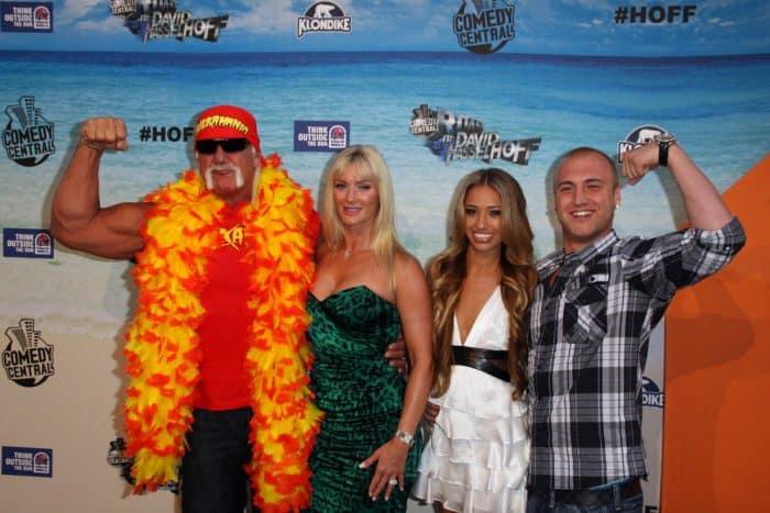 Hulk Hogan Family
