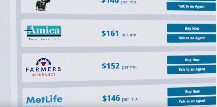 Compare.com Car Insurance Comparison