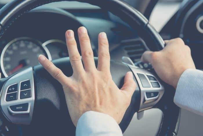Honking Car Horn