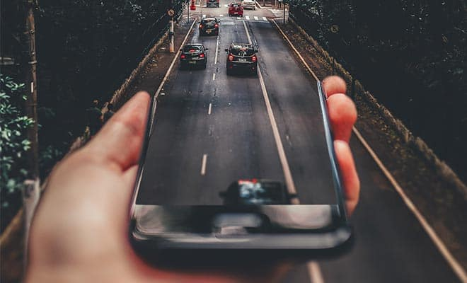 how insurance companies track driving