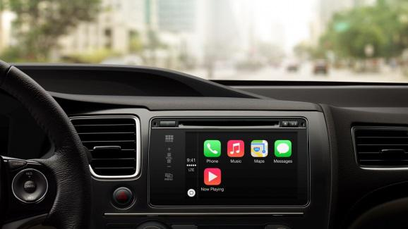 Apple Carplay Technology