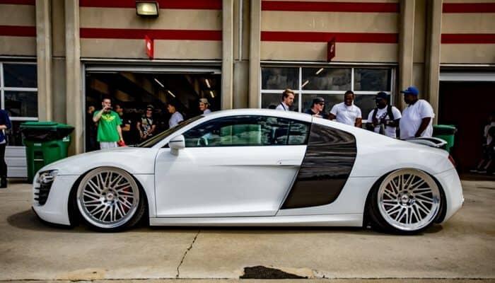 Full Audi R8