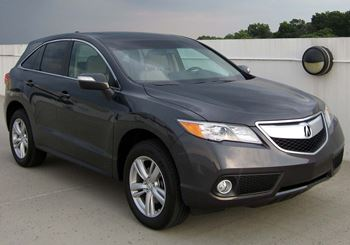 Learn More About Acura RDX Car Insurance - Acura insurance