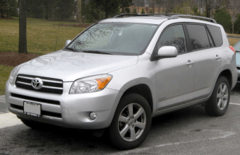 2008 Toyota RAV4 Most Reliable Used Car Under $15,000