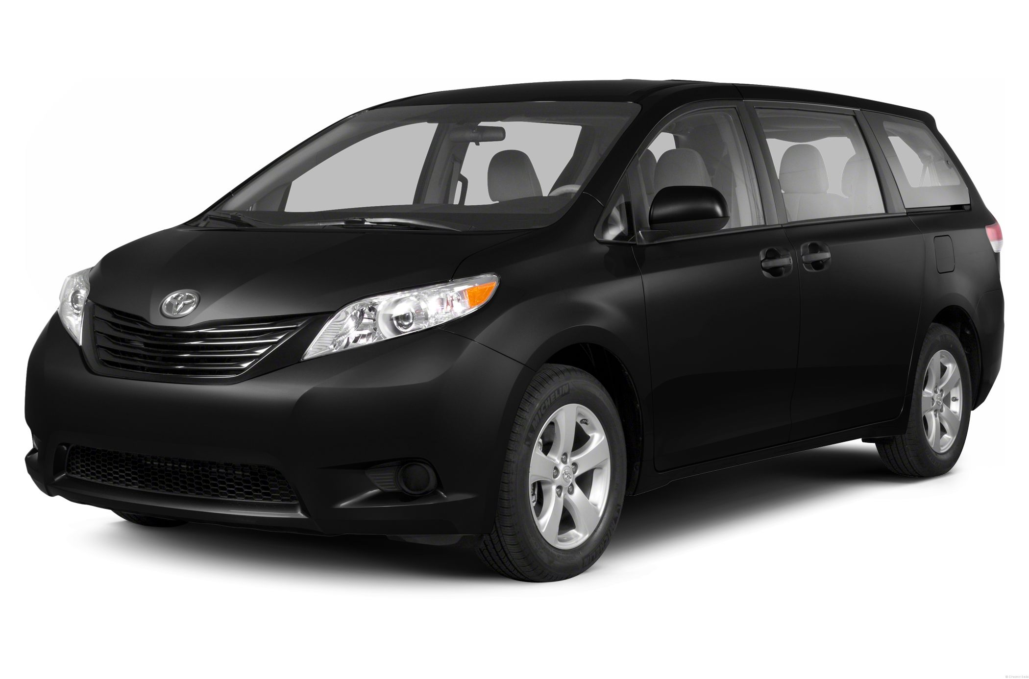 Toyota Sienna rental cars