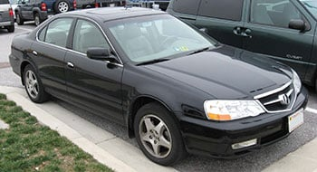 2003 Acura TCL