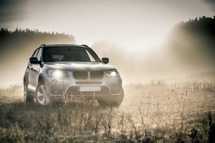 BMW SUV X-1