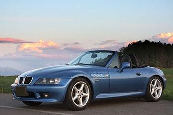 2001 BMW Z3 2.8 Roadster