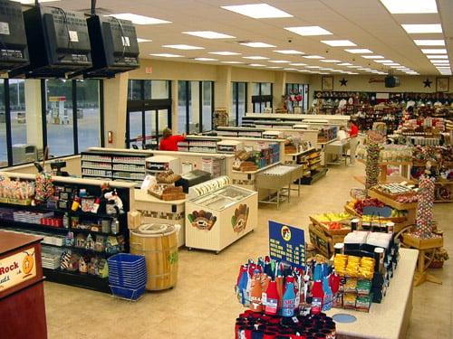 Buc-ee's Store Interior