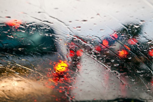 safe driving in bad weather
