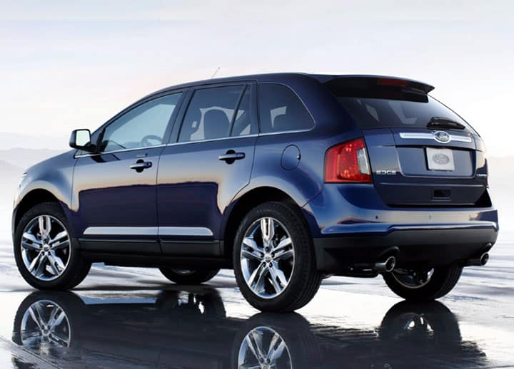 Ford Edge rental car