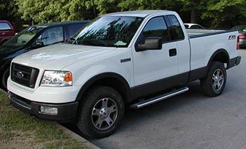 Ford F-150 Car Insurance
