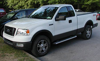 The Most Powerful Used Truck Under $10,000 Ford 2004 F-150