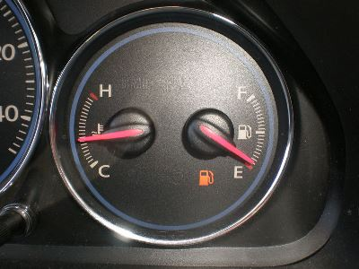 Honda Civic Fuel Gauge