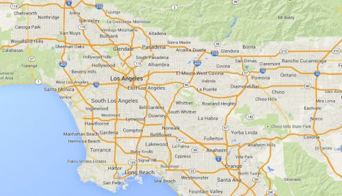 Auto Insurance California by Location