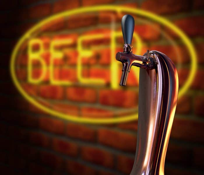 Beer Tap for Man Cave