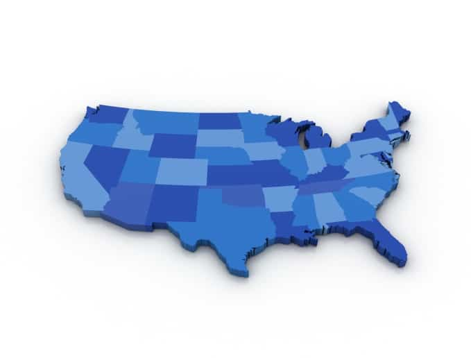 Which states have the cheapest car insurance