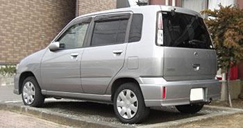 2002 Nissan Cube