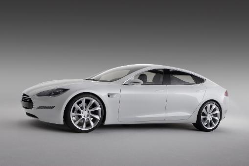 safest sports car Tesla S