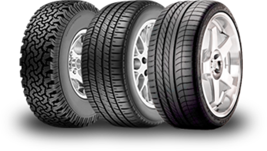 Upgrade your car tires