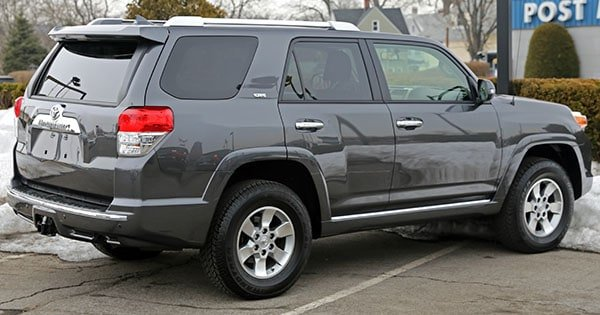 Compare Cars Toyota 4Runner