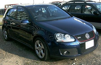 2007 Volkswagen GTI 2.0T Coupe Best Used Sports Cars Under 10000