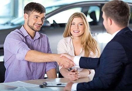 car loan dealership