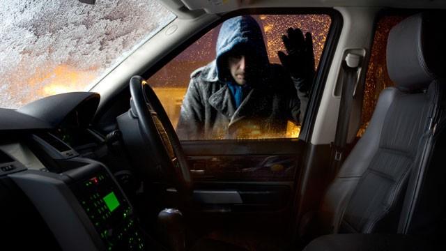 Prevent Auto Theft