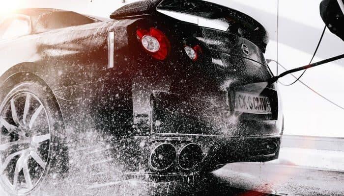 Spring car wash