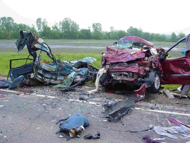 Drunk Driving Accidents 2012