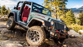 Jeep Wrangler Car Insurance