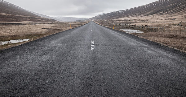 lonely roadtrip