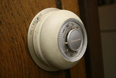 lower your thermostat