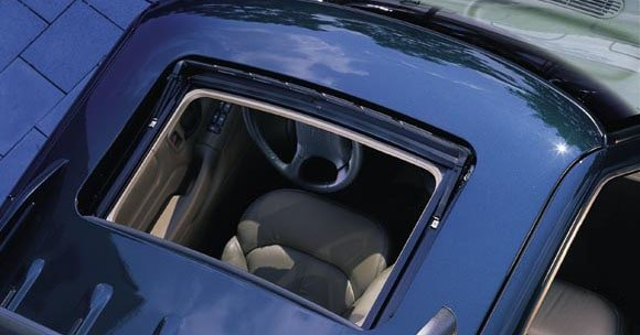 Cars With Sunroofs