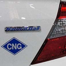 Compressed Natural Gas Cars Cleaner To Drive