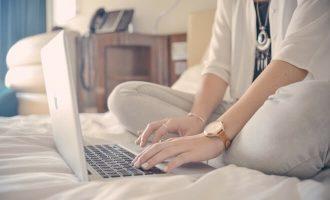 Online or broker