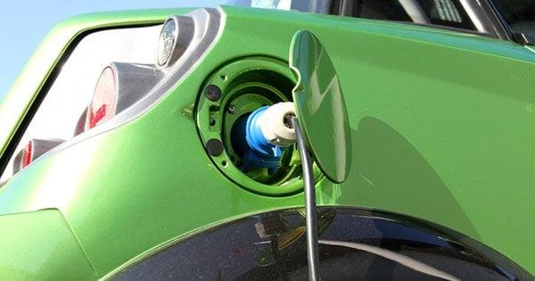 tesla x electric car