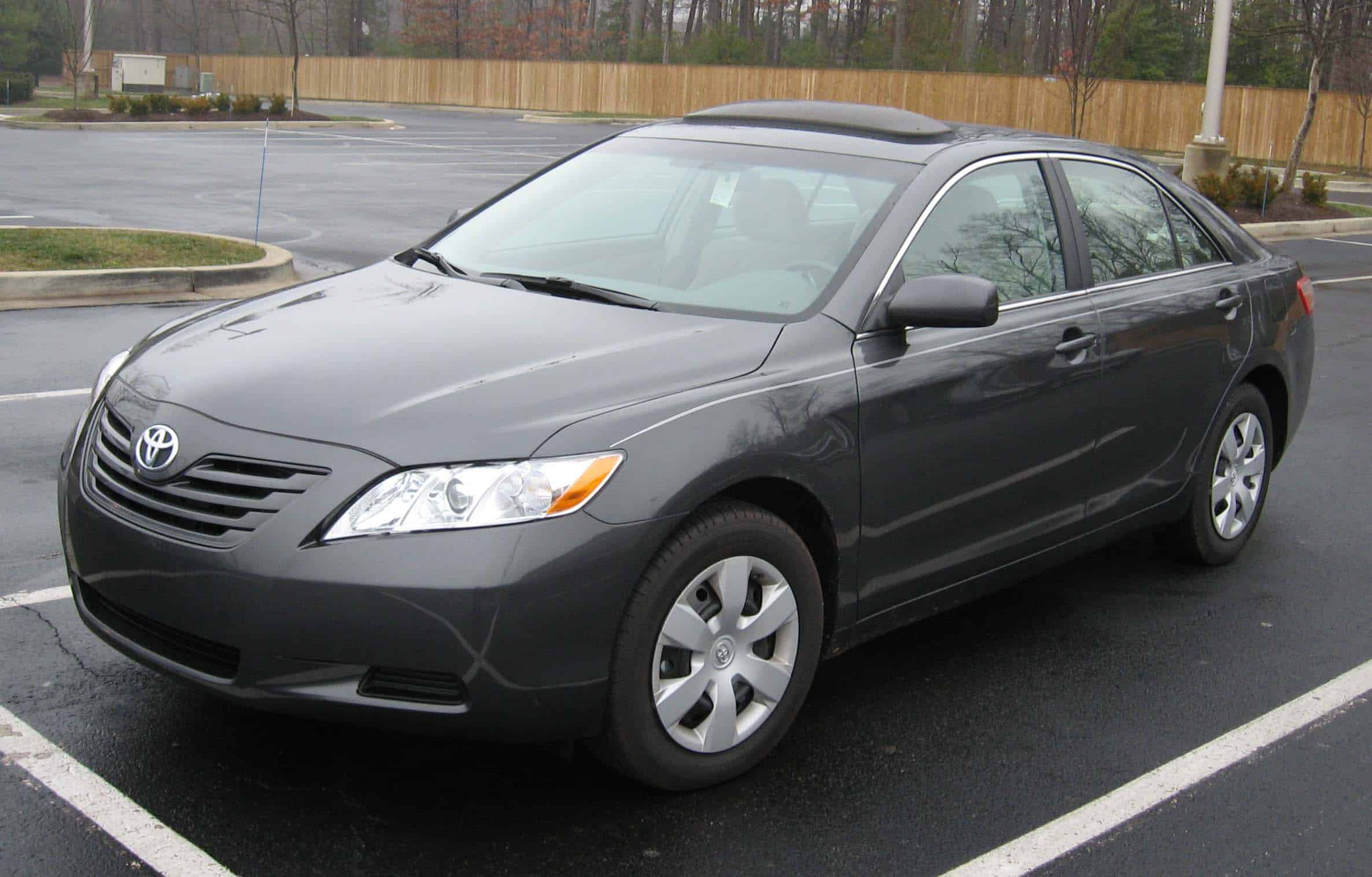Toyota Camry Rental Cars