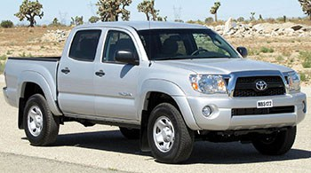 The Best Used Small Truck under $10,000 2002 Toyota Tacoma