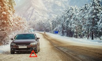 Winter Car Accessories And Gifts