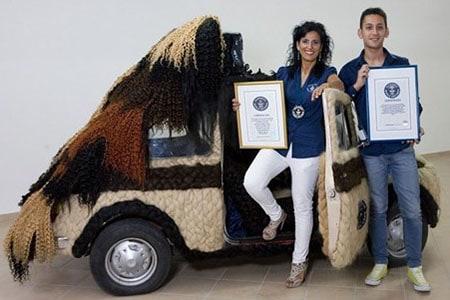 car world record