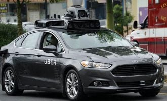 Uber Forced to Stop Using Self-Driving Cars in San Francisco