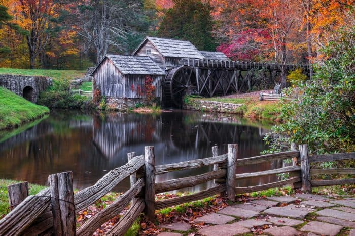 Virginia during Fall Months