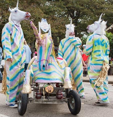 unicorn car