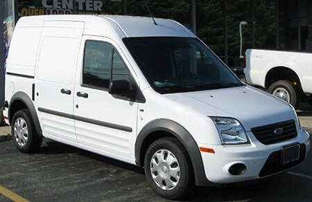 buy a van