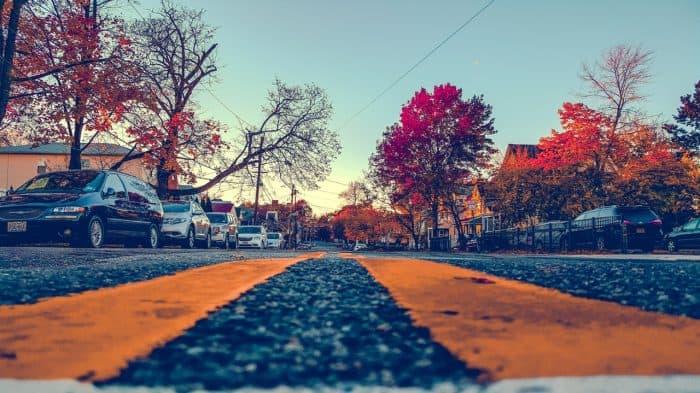 Low street image