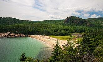 national acadia camping parks near natural park insurance solitude